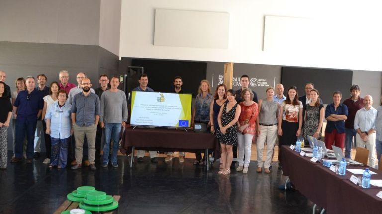 El IVC organiza en la Filmoteca jornadas de trabajo del proyecto europeo Nemosine