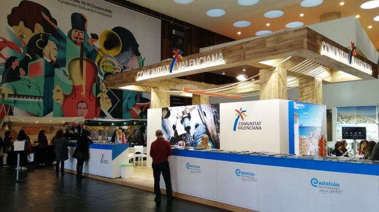 Turisme Valencia comienza su ruta de ferias estatales en Navartur