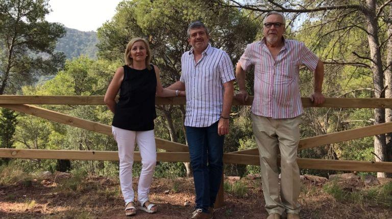 Serra adecua la Font de Sant Josep como zona recreativa