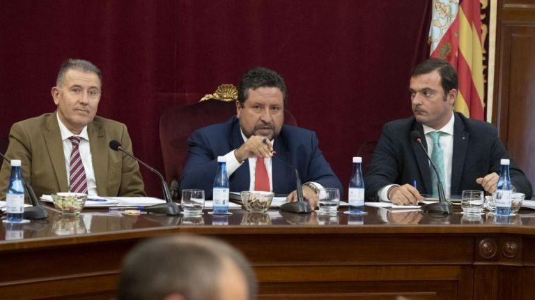 La Diputación de Castellón aprueba el presupuesto más inversor de su historia