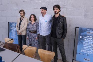 La Orquesta de València participa en el Deleste Festival