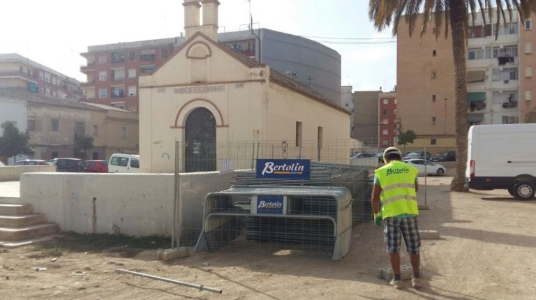 La construcción del jardín de la ermita de San Jerónimo comenzará el 5 de septiembre