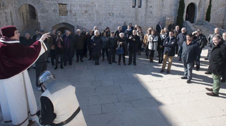 La Diputación duplica los visitantes y los ingresos del Castillo de Peñíscola gracias a las obras de mejora y su promoción