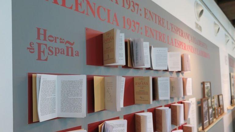 El MuVIM desgrana la correspondencia íntima de los escritores republicanos y el papel de Alfons Roig