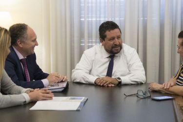La Diputación de Castellón colabora con la Cámara de Comercio para consolidar 'La Ruta del Vino' como recurso turístico del interior