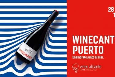 Winecanting Puerto Alicante