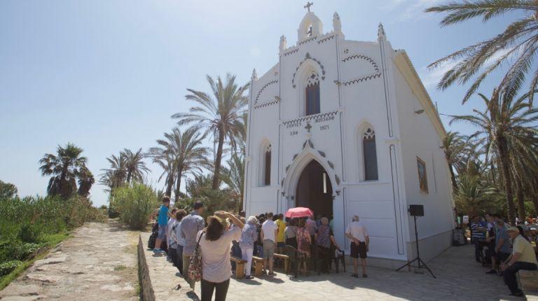 """Alboraia celebra la fiesta del """"miracle dels peixets"""" ocurrido en 1348, según la tradición popular"""