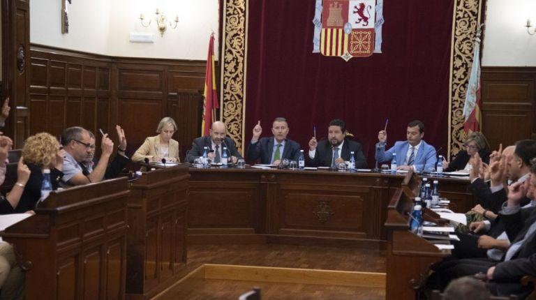 Moliner logra la unanimidad de todos los grupos políticos para que la Diputación haga la mayor inversión de la historia en los pueblos
