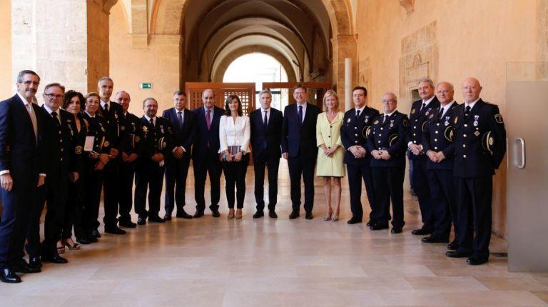 Puig reivindica la labor de la Policía Autonómica como garantía de estabilidad y progreso en la Comunitat Valenciana