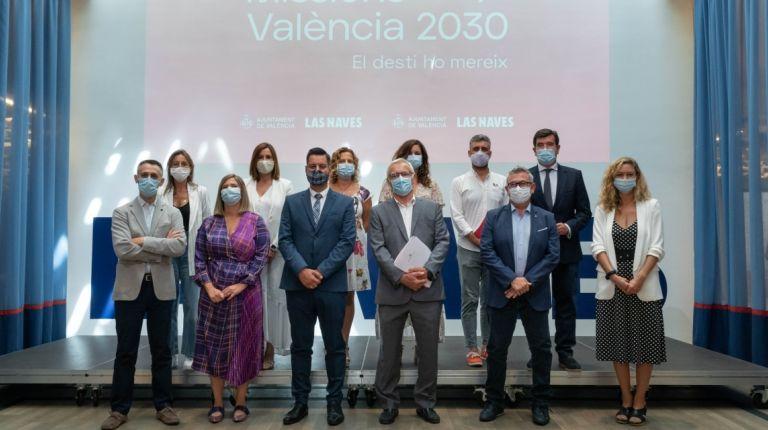 València pregunta a la ciudadanía que quiere cambiar y con ese objetivo innova