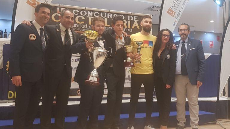 El Olympia Hotel, Events & Spa acogió ayer la 54 edición del Concurso más veterano de Coctelería de la Comunidad Valenciana y Murcia
