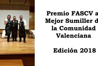 Mejor Sumiller de la Comunidad Valenciana