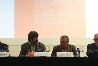 La Filmoteca de València acoge la presentación del proyecto 'Fem tele de 9'