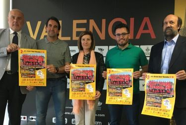 EL ESTADIO DEL TÚRIA ACOGE ESTE SÁBADO LA SEGUNDA JORNADA DE LA DISIVIÓN DE HONOR MASCULINA DE ATLETISMO
