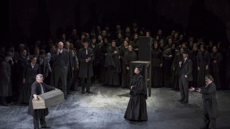La Diputació lleva a seis pueblos a la ópera del Palau de Les Arts