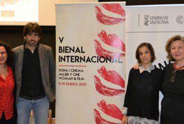 El IVC acoge en La Filmoteca la presentación del festival Mujer y Cine