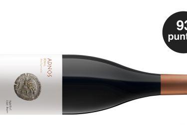 Adnos -Bodega  Coviñas- consigue 93 puntos en la Guía de Vinos de ABC