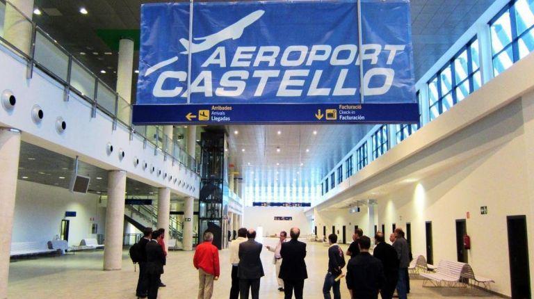 La captación de rutas del aeropuerto de Castellón comienza con la propuesta de dos aerolíneas