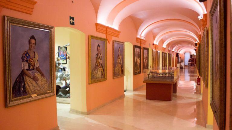 Los tres museos de Cultura Festiva alcanzan más de 210.00  visitantes en 2018