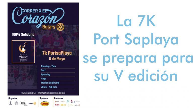 La 7K Port Saplaya se prepara para su V edición