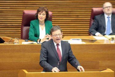 """Puig asegura que la financiación autonómica sigue siendo """"un tema capital para el Gobierno valenciano"""""""