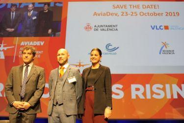 València acoge el I Foro Europeo de Aviación Regional