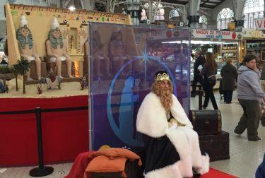 El Mercado Central participará mañana en la cabalgata de Reyes de Valencia