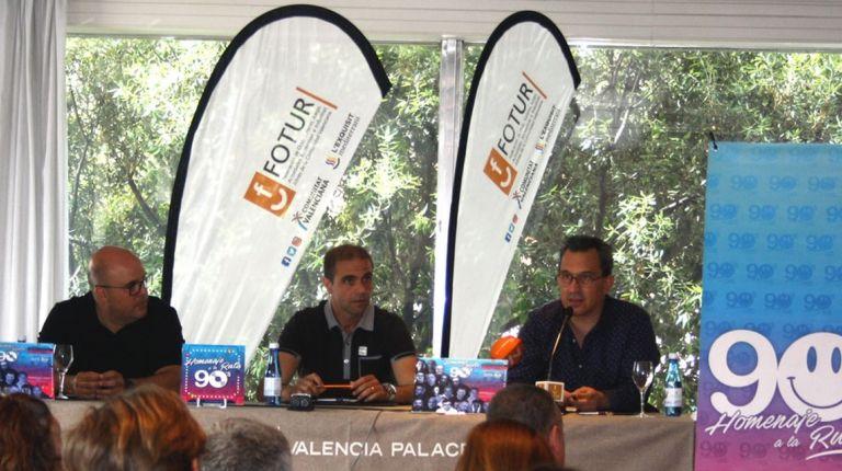Ricardo Caballer disparara un piromusical multimedia desde el agua de la Marina de València