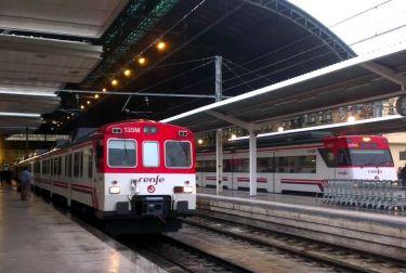 Las Fallas contarán con 26.000 plazas adicionales de trenes de Alta Velocidad y Larga distancia