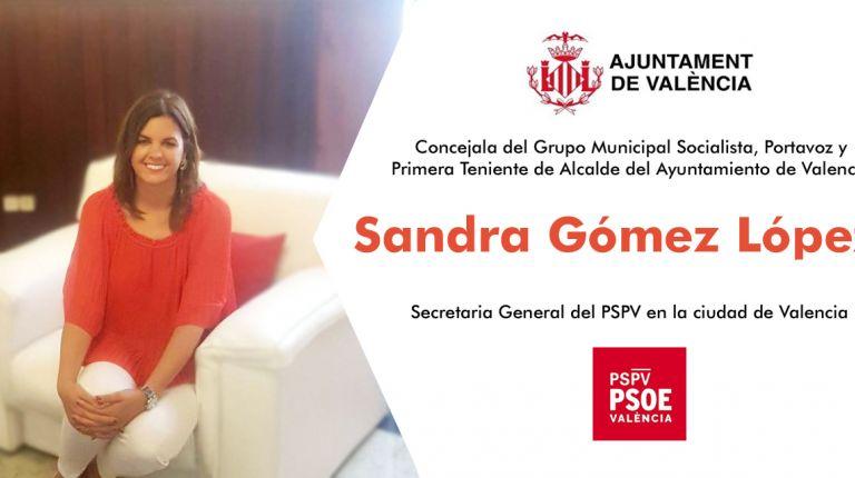 """Sandra Gómez: """"Trabajamos para que Valencia sea un destino urbano, reconocido internacionalmente, desestacionalizado y sostenible"""""""