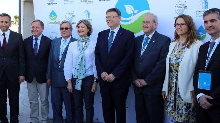 Puig apuesta por que las políticas hídricas contemplen la escasez de agua estructural