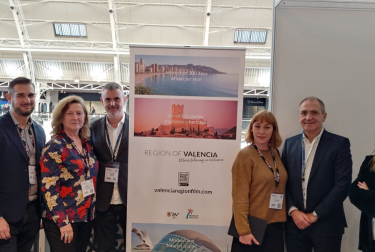 València Film Office participa en Focus London