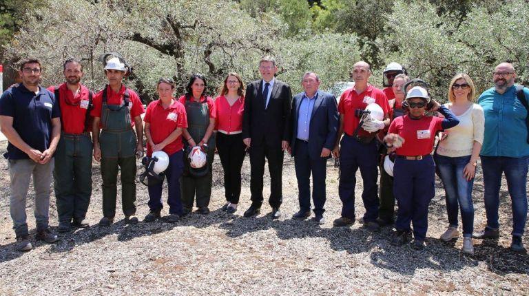 Puig destaca el carácter municipalista de las Unidades de Prevención de Riesgos