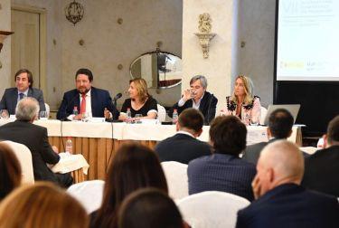 """Moliner: """"La provincia quiere posicionarse como enclave de referencia en el eje logístico del Mediterráneo"""""""
