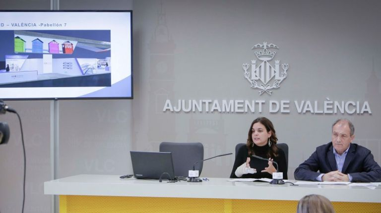 EL TRABAJO DEL ARTISTA FALLERO SERÁ EL PROTAGONISTA EN EL STAND DE TURISMO VALÈNCIA EN FITUR