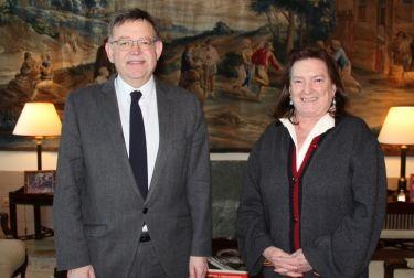 La Generalitat potenciará contactos para atraer inversiones alemanas para las zonas logísticas y el Distrito Digital