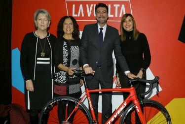 Las primeras etapas de la Vuelta Ciclista a España 2019 se celebrarán en la Comunidad Valenciana
