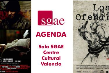 AGENDA (avance Sala SGAE Centre Cultural - Valencia)