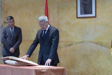 Toma de posesión del subdelegado del Gobierno en Valencia