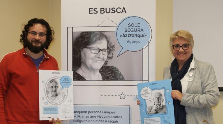 VALÈNCIA BUSCA A 750 PERSONAS MAYORES DE 65 AÑOS PARA MEJORAR SU AUTONOMÍA