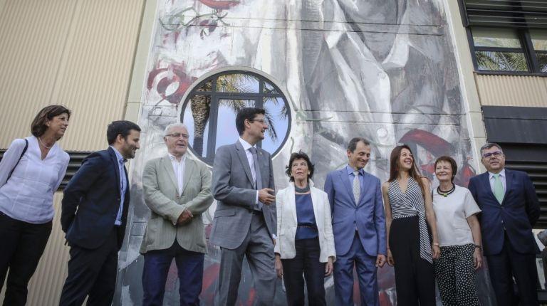 JOAN RIBÓ, VISITA LA ESCUELA DE VERANO Y EL CAMPUS CIENTÍFICO  JUNTO A LOS MINISTROS ISABEL CELAÀ Y PEDRO DUQUE