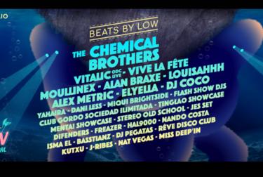 Low Festival redobla su apuesta por la electrónica con Beats by Low