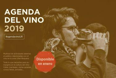 La Do Utiel-Requena ha publicado su Agenda del Vino 2019
