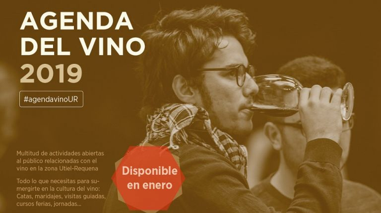 La Do Utiel-Requena ha publicado su Agenda del Vino 2019