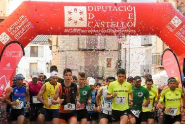 La Diputación arranca en Borriol el X Circuito Lliga Nord de carreras de montaña con 'Castellón, Escenario Deportivo'