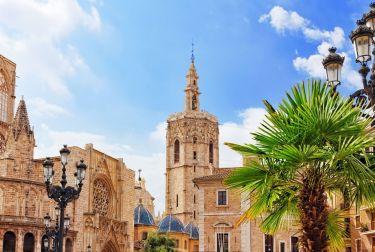La llegada de turistas extranjeros aumenta en febrero un 2,2% en la Comunitat Valenciana