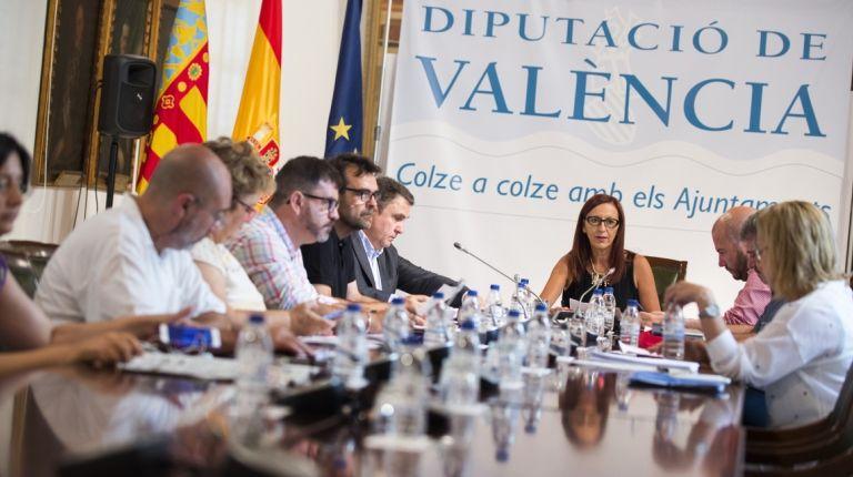 La Diputación aprueba una ayuda de 910.000 euros para la construcción de un nuevo Centro de Recepción de Menores en Llíria