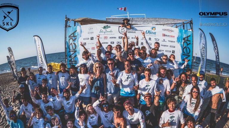 Los mejores riders en las especialidades de Freestyle y Strapless se congregan en Oliva