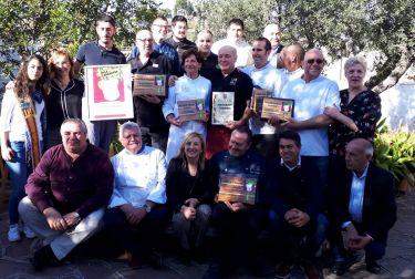 El II Consurso de Olla de Calabaza de Serra ya tiene ganador, el Restaurante Ruiseñor de Náquera