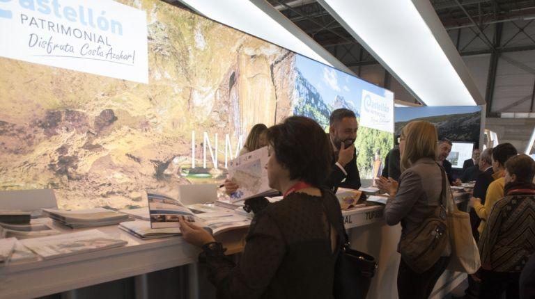 La Diputación de Castellón promocionará la oferta turística de los 135 municipios de Castellón en FITUR